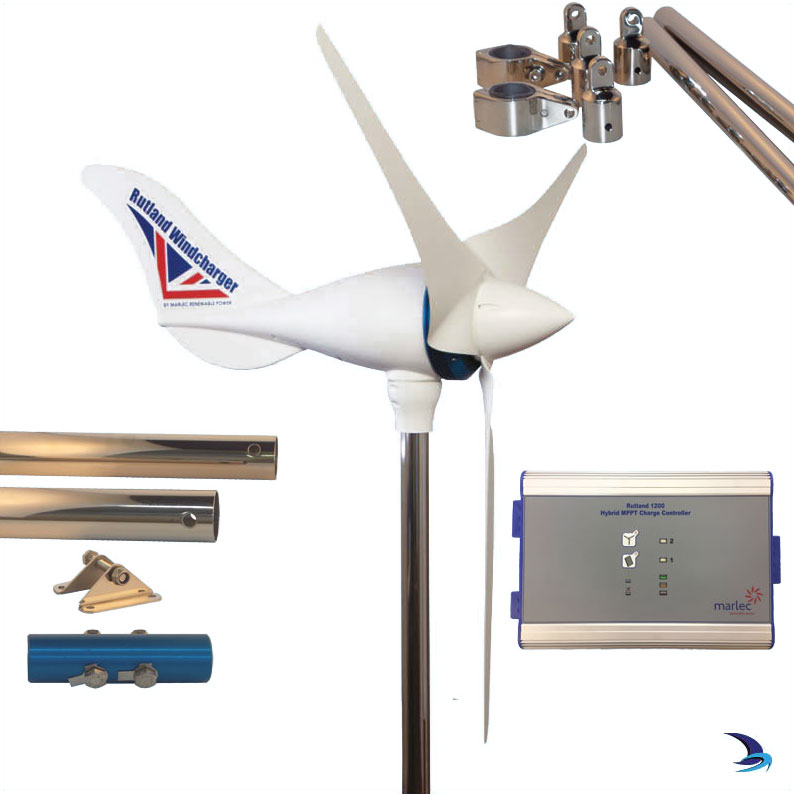 Rutland - 1200 Wind Generator Duo Kit